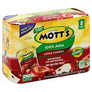 Mott's 100% Juice Apple Cherry Pouches