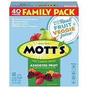 Mott's Fruit Snacks Family Size