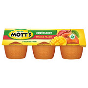 Mott's Mango Peach Apple Sauce