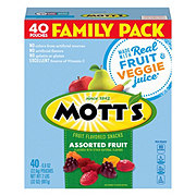 Mott's Medleys Fruit Snacks Family Size