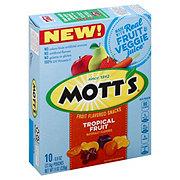 Mott's Tropical Fruit Snacks