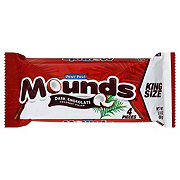 Mounds Dark Chocolate Coconut King Size Candy Bar