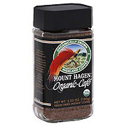 Mount Hagen Organic Cafe Instant Coffee