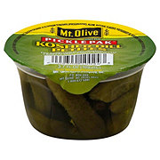 MOUNT OLIVE Pickle Pak Kosher Dill Petites