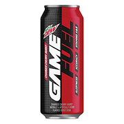 Mountain Dew Amp Game Fuel Charged Cherry Burst Sparkling Juice Beverage