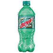 Mountain Dew Baja Blast Tropical Lime Soda