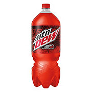 Mountain Dew Code Red Cherry Soda
