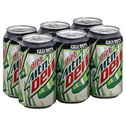 Mountain Dew Diet Soda