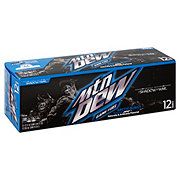 Mountain Dew Game Fuel Arctic Burst 12 oz Cans
