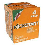 Mountain Dew Kickstart, Orange Citrus