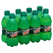 Mountain Dew Soda 12 oz Bottles