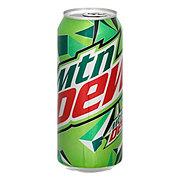 Mountain Dew Soda Halo 4 Can
