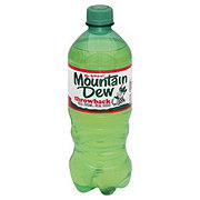 Mountain Dew Throwback Soda