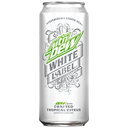 Mountain Dew White Label Crafted Tropical Citrus