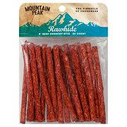 Mountain Peak 5 in Beef Crunchy Stix