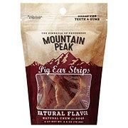 Mountain Peak Pig Ears Strips