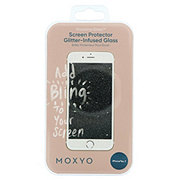 Moxyo iPhone 6/6S/7 Glitter Screen Protector