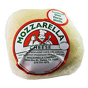 Mozarella Company Mozzarella Cheese Smoked over Pecan Shells