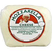 Mozzarella Company Fresh Mozzarella Cheese