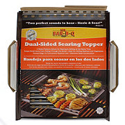 Mr. Bar-B-Q Dual-Sided Searing Grill Topper