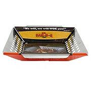 Mr. Bar-B-Q Mini Stainless Steel Grilling Wok