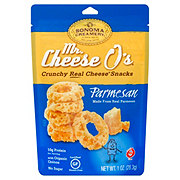 Mr. Cheese O's Original Flavor Cheese Snack