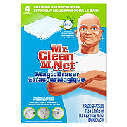 Mr. Clean Eraser Bath Cleaner & Srubber Sponge