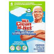 Mr. Clean Foaming Bath Scrubber Magic Eraser
