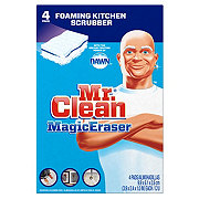 Mr. Clean Magic Eraser Kitchen & Dish Scrubber