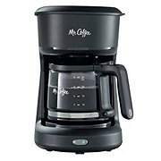 Mr. Coffee 4-Cup Black Coffee Maker