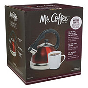 Mr. Coffee Whistling Tea Kettle Claredale