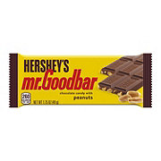 Mr. Goodbar Chocolate And Peanuts Candy Bar