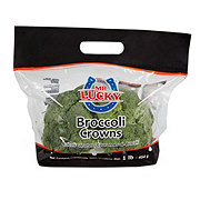 Mr. Lucky Bagged Broccoli Crowns