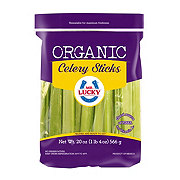 Mr. Lucky Organic Celery Sticks