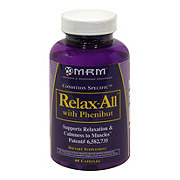 MRM Condition Specific Relax-All With Phenibut Capsules