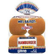 Mrs Baird's Enriched Buns