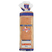 Mrs Baird's Extra Thin White Bread