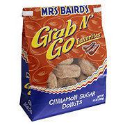 Mrs Baird's Grab N' Go Favorites Cinnamon Sugar Donuts