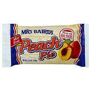 Mrs Baird's Peach Pie