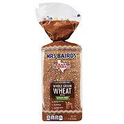 Mrs Baird's Sugar Free Whole Grain Wheat Bread