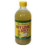 Mrs Biddles Key West Lime Juice