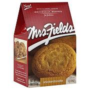 mrs fields snickerdoodle