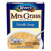Mrs. Grass Noodle Soup Mix with Real Chicken Broth