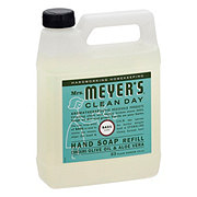 Mrs. Meyer's Clean Day Basil Liquid Hand Soap Refill