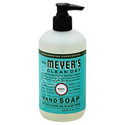 Mrs. Meyer's Clean Day Basil Scent Liquid Hand Soap
