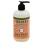Mrs. Meyer's Clean Day Geranium Scent Liquid Hand Soap