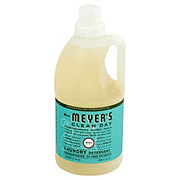 Mrs. Meyer's Clean Day HE Concentrated Basil Scent Liquid Laundry Detergent 64 Loads