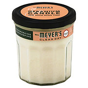 Mrs. Meyer's Clean Day Soy Candle, Geranium
