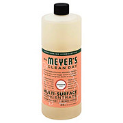 Mrs. Meyer's Geranium Multi Surface Concentrate