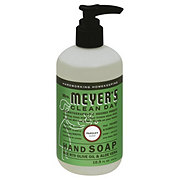 Mrs. Meyer's Parsley Scent Liquid Hand Soap